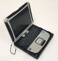 "Panasonic Toughbook CF-19 Mk5  i5 2.50GHz 8GB 500GB 10.1"" Touch Screen - Used"